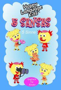 Englisch für Kinder 5 Senses 5 Sinne