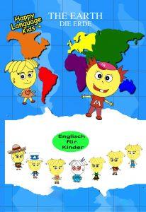 Englisch für Kinder The Earth Die Erde