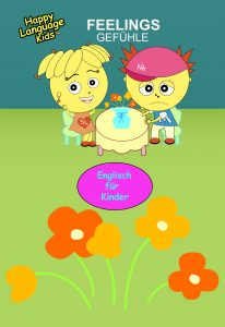 Englisch für Kinder Feelings Gefühle