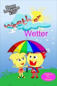 Englisch für Kinder The Weather Das Wetter
