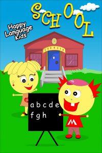 Englisch für Kinder Schule School